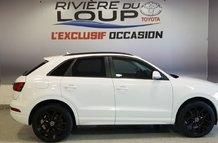 2017 Audi Q3 TOIT PANORAMIQUE  ROUES  ALLIAGE 19 ET PNEUS HIVER