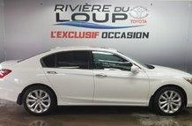 Honda Accord Sedan Touring 2014 V6,NAVY,CUIRE, TOIT ,