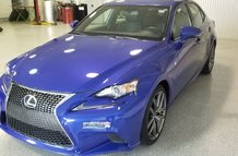 2015 Lexus IS 250 SÉRIE F