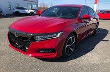 Honda Accord Sedan Sport 2018 neuf