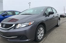 Honda Civic Sedan DX 2015 BAS KM