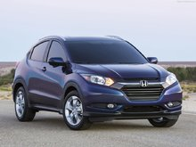 The 2016 Honda HR-V in the Media