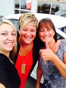 Very nice experience! Thank you Jessica and Diane for your awesome service and smile.