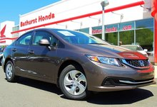 This is my 4th Honda Civic bought at Bathurst Honda, my 3rd from Sylvie! Barbara Mazerolle