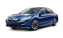 2017 Honda Accord Hybrid Returns to Showrooms this Summer