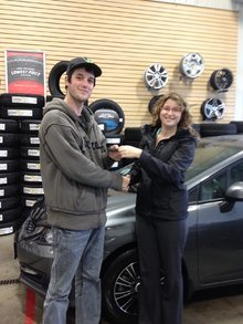 I really appreciated the experience and service that Bathurst Honda offered me! Andy Brideau