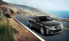 2014 Honda Accord - The range widens