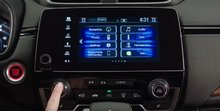 How to use the Climate Controls on Honda's Display Audio System
