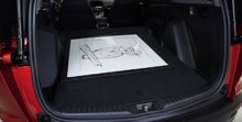 2017 Honda CR-V: Adjustable Cargo Lid