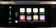Apple CarPlay - Basic controls within your new Honda vehicle