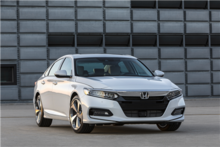 Five figures that tell us what we need to know about the 2018 Honda Accord
