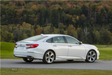 2018 Honda Accord Named North American Car of the Year