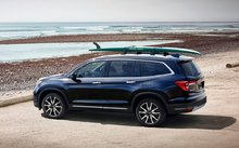 2019 Honda Pilot: better than ever, with a trim that is exclusive to Canada!