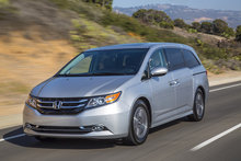 2015 Honda Odyssey – The perfect family minivan