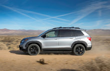 Honda Introduces All-New Honda Passport at LA Show