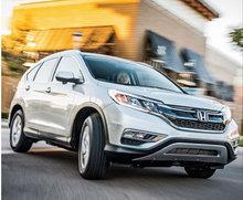2015 Honda CR-V is the 2015 Motor Trend SUV of the Year