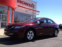 Just purchased my 3rd Honda and I have always been satisfied with excellent customer service!  Jacqueline Drysdale