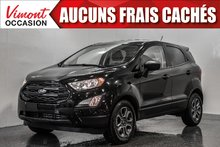 2018 Ford EcoSport 2018+FWD+A/C+GR ELEC COMPLET+BLUETOOTH