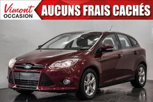 2013 Ford Focus 2013+HB+SE+SIEGES CHAUFFANTS+A/C+GR ELEC COMPLET+