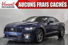 Ford Mustang 2015+PREMIUM+CUIR+NAV+CAMERA RECUL+BLUETOOTH 2015
