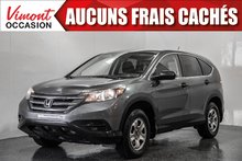 2012 Honda CR-V 2012+AWD+LX+CAMERA RECUL+SIEGES CHAUFFANTS+