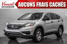 2016 Honda CR-V 2016+AWD+LX+CAMERA RECUL+BLUETOOTH
