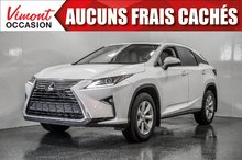 Lexus RX 350 2017+AWD+TOIT+CUIR+SIEGS CHAUFFANTS VENTILÉS+ 2017