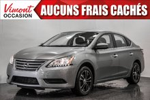 2014 Nissan Sentra 2014+SV+SIEGES CHAUFFANTS+BLUETOOTH