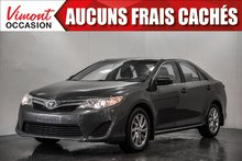 2012 Toyota Camry 2012+LE+A/C+GR ELEC COMPLET+MAGS+BLUETOOTH