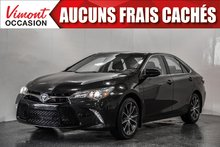 2015 Toyota Camry 2015+XSE+CAMER RECUL+SIEGES CHAUFFANTS+BLUETOOTH