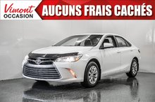 2016 Toyota Camry 2016+LE+A/C+GR ELEC COMPLET+BLUETOOTH
