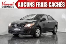 2011 Toyota Corolla 2011+CE+A/C+GR ELEC COMPLET