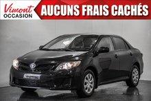 2012 Toyota Corolla 2012+CE+A/C+PORTES ET MIROIRS ELECTRIQUES
