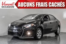 Toyota Corolla 2015+S+CAMERA RECUL+SIEGES CHAUFFANTS+BLUETOOTH 2015