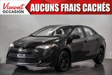 Toyota Corolla 2017+LE+CAMERA RECUL+SIEGES CHAUFFANTS+BLUETOOTH 2017