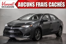 Toyota Corolla 2017+LE+TOIT+MAGS+CAMERA RECUL+SIEGES CHAUFFANTS 2017