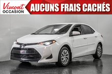 2017 Toyota Corolla 2017+LE+CAMERA RECUL+SIEGES CHAUFFANTS+BLUETOOTH