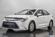 Toyota Corolla L 631$ ACCESSOIRES INCLUS 2020