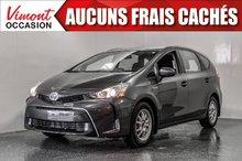 Toyota Prius v 2017+HB+CAMERA RECULK+A/C+GR ELEC COMPLET+ 2017