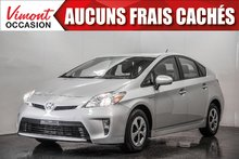 Toyota Prius 2015+HB+CAMERA RECUL+BLUETOOTH+A/C+GR ELEC COMPLET 2015