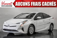 Toyota Prius HB+CAMERA RECUL+BLUETOOTH+A/C+GR ELEC COMPLET 2016