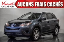 Toyota RAV4 2014+FWD+LE+CAMERA  RECUL+SIEGES CHAUFFANTS+ 2014