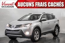 Toyota RAV4 2015+AWD+XLE+TOIT+CAMERA RECUL+SIEGES CHAUFFANTS+ 2015