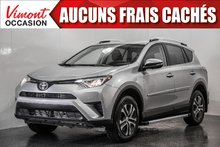 Toyota RAV4 2016+AWD+LE+CAMERA RECUL+SIEGES CHAUFFANTS+ 2016