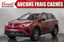 2016 Toyota RAV4 2016+FWD+LE+CAMERA RECUL+SIEGES CHAUFFANTS+