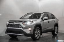 2019 Toyota RAV4 LIMITED AWD 840$ ACCESSOIRES INCLUS