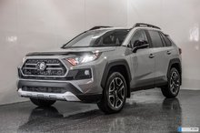 2019 Toyota RAV4 TRAIL AWD 840$ ACCESSOIRES INCLUS
