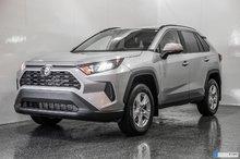 Toyota RAV4 LE AWD 1090$ ACCESSOIRES INCLUS 2019