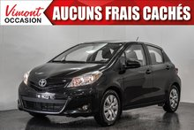 2012 Toyota Yaris 2012+HB+LE+A/C+GR ELEC COMPLET+BLUETOOTH