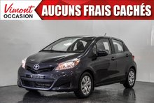 2014 Toyota Yaris 2014+HB+LE+A/C+GR ELEC COMPLET+BLUETOOTH